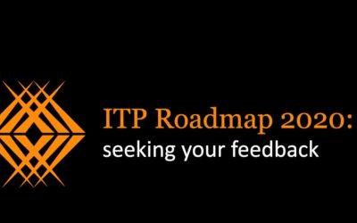 TIASA Engagement in ITP Roadmap 2020 Feedback